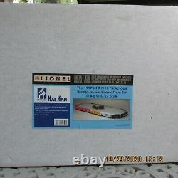 New Lionel 6-11846 Kal Kan Ready-to-run Electric Train Set In Big O/o27 Scal