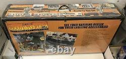 New Rail King Ready To Run Pennsylvania 6-8-6 Bantam Turbine Train Set Free Ship