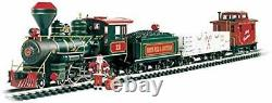 Night Before Christmas Ready To Run Electric Train Set Large G Scale