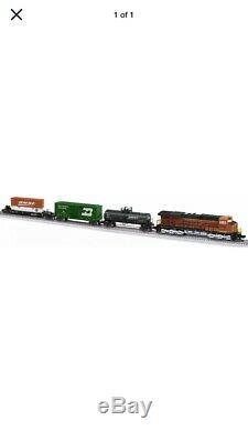 O-Gauge Lionel BNSF Railway Ready-To-Run Train Set 84732