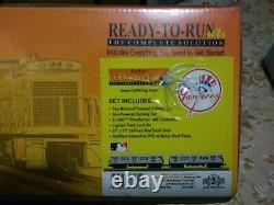 O Mth Rail King Ny Yankees Subway Series Set Mta Ready To Run P S 2.0 Sealed Box