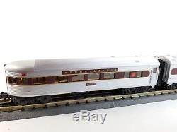RAILKING #30-4087-1 READY TO RUN PENNSYLVANIA Bantam Turbine PASSENGER Train Set