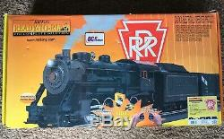 RAILKING 30-4091-1 Ready to Run Pennsylvania Steam Freight Electric Train Set