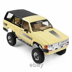 RC4WD Trail Finder 2 with 1985 4Runner Hard Body Set Ready to Run
