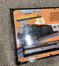 Rail King Pennsylvania 6-8-6 Bantam Turbine Steam Ready To Run Set 30-4060-0 NiP
