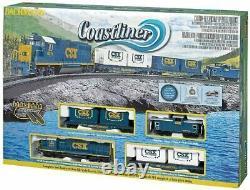 SEALED Bachmann COASTLINER Train Set HO 00734 Ready To Run Electric Train Set