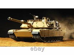 Tamiya RC 1/16 BATTLE TANK M1A2 ABRAMS RTR Ready To Run Full Set Built & Painted