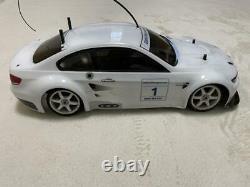 Tamiya TT-01 TypeE BMW M3 GT2 full set ready to run USED with bonus