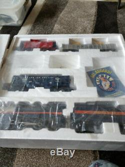 The Scout ready-to-run train set o gauge awesome condition