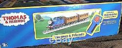Thomas The Tank and Friends Lionel Complete Ready to Run Remote Train Set