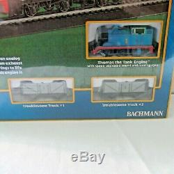 Thomas the Train Whistle & Chuff Ready to Run Electric Train Set in HO Scale