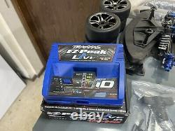 Traxxas XO-1 RC Supercar +100mph Set Up Ready To Run Everything You Need & More