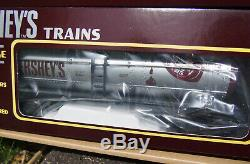 Vintage 1991 K-Line Hershey's Ready To Run Train Set New In Box
