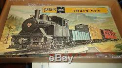 Vintage ATLAS N Gauge Engine Ready to Run Train Set