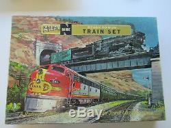 Vintage ATLAS N Gauge Pennsylvania Engine Ready to Run Train Set