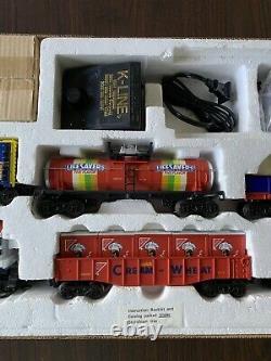Vintage K-line Nabisco No. 1522 Ready To Run 6 Unit Electric O27 Train Set