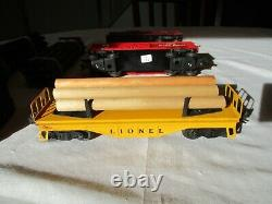 Vintage Lionel #2026 4 Car Freight Train Set. Complete & Ready To Run Set. Excel