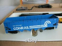 Vintage Tyco HO Scale Complete Ready to Run Chattanooga Freight Set #7416 NOS
