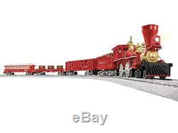 XMAS Gift Lionel Anheuser Busch Clydesdale Lionel Chief Ready to Run Train Set