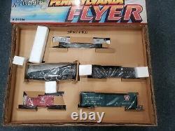 2003 Lionel 6-3193 Pennsylvania Flyer Ready To Run Train Set Whistle Flambant Neuf