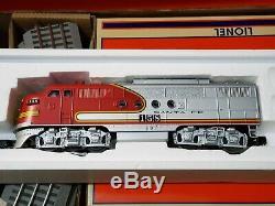 2005 Lionel Santa Fe El Capitan Train 6-30001 Ready To Run Set Complet