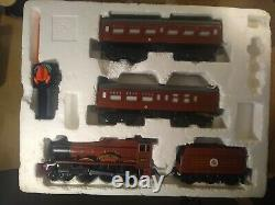2008 Lionel Harry Potter Hogwarts Express G-gauge Ensemble De Trains Prêts À Rouler 7-11080