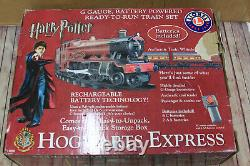 2008 Lionel Harry Potter Poudlard Express G-gauge Ready-to-run Train Set 7-11080
