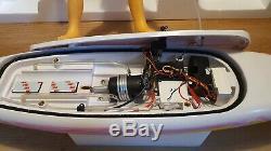 2009 Rare Kyosho Ready Set Rc Radio Contrôlé Surfer Surf Lisa Rtr