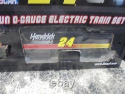 2013 Lionel Jeff Gordon Scout Prêt À Courir Train Set Racing Nascar O-gauge