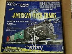 American Flyer 2007 Prêt À Courir Ensemble De Train, Toujours Scellé Nib Amf 49618