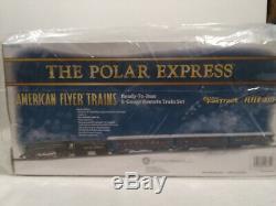 American Flyer Polar Express 6-49632 Prêt À Exécuter À Distance Gauge Train S