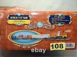 American Flyer S Échelle 6-49626 Barnum & Bailey Circus Set L. N. Prêt À Courir