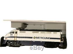 Athearn Rtr Metrolink F59phi Set 2 Entraîneurs Bombardier Et Cabine De Voitures DCC Ready Nouveau