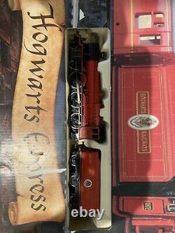 Bachman Complet Et Prêt À Courir Ho/oo Balance Harry Potter Train Set
