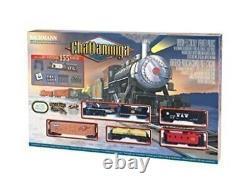 Bachmann 00626 Ho Échelle Chattanooga Prêt À Courir Ensemble De Train