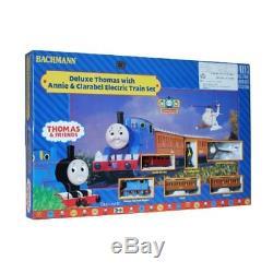 Bachmann 00644 Ho Scale Ensemble De Train Prêt À Courir Spécial Thomas Et Ses Amis