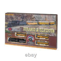 Bachmann 00710 Durango & Silverton Ready-to-run Train Set Ho Scale