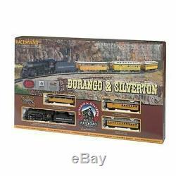Bachmann 00710 Ho Durango Et Silverton Ready To Run Électrique Train