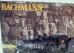 Bachmann 00710 Ho Scale Durango Et Silverton Prêt À Exécuter Ensemble De Train Électrique