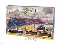 Bachmann # 00711 Liberty Bell Échelle Spéciale Ho Ready To Run Électrique Train
