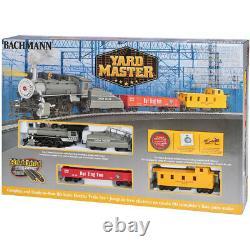 Bachmann 00761 Échelle Ho De L'ensemble De Trains Prêts À Rouler