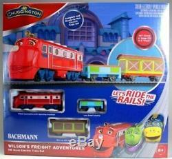 Bachmann 00770 Echelle Ho Chuggington Ready To Run Électrique Train Fre Wilson