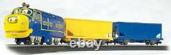 Bachmann 00771 Ho Chuggington Brewster Cargo Caper Train Set Ready To Run