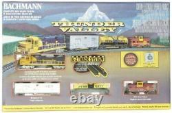 Bachmann 24013 Thunder Valley Ready-to-run N Scale Train Set