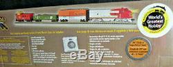 Bachmann 24021 N Échelle F7a Super Chief Train Ready To Run