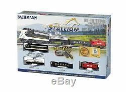 Bachmann 24025 N Stallion Norfolk Set Diesel Southern Train Ready To Run