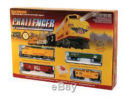 Bachmann 621 Ho Prêt À L'emploi Train Challenger (ho)