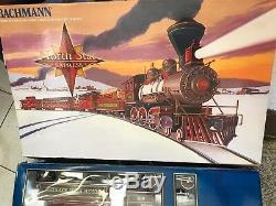 Bachmann Big Haulers Coffret Prêt À Fonctionner, Série North Star Express G, 90041