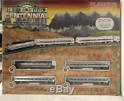 Bachmann Centennial Ready To Run Amtrak Set 24007 N Échelle