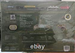 Bachmann Chessie Special Ready-to-run Ho-scale Electric Train Set 00750 Nouveau